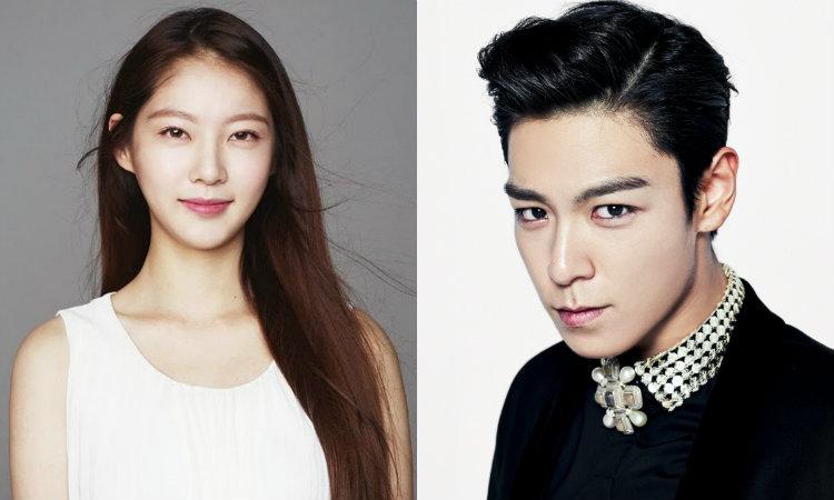 T.O.P de BIGBANG niega reportes de drama al lado de Gong Seung Yeon