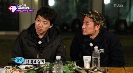 Song Il Gook habla sobre su deseo por un cuarto hijo