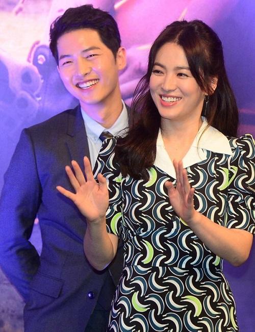 Official Song-Song/KiKyo Couple Thread ~ [Song Joong Ki ...