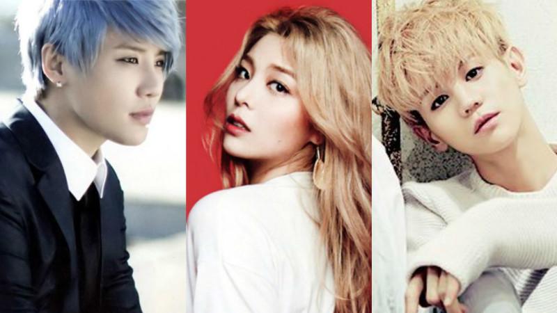 Las 12 mejores y más grandes voces del K-pop