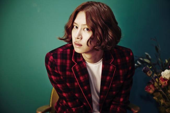 Kim Heechul de Super Junior publicará un dueto con una artista femenina