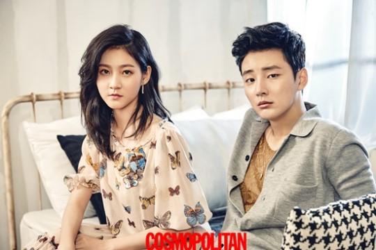"""Kim Sae Ron y Yoon Shi Yoon hablan de su actuación juntos en """"Mirror of the Witch"""""""