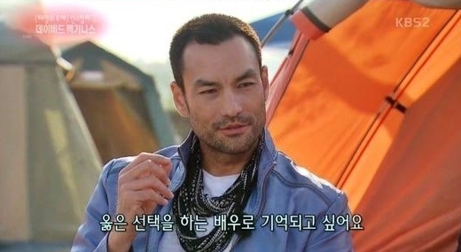 "David Lee McInnis revela como fue escogido para ""Descendants Of The Sun"""
