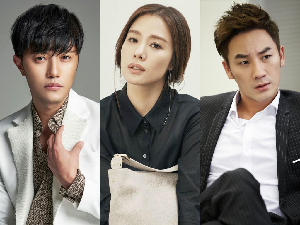 Jin Goo, Kim Hyun Joo y Uhm Tae Woong están considerando su participación en nuevo drama de suspenso