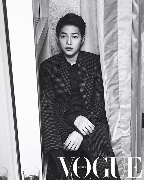Song Joong Ki dice que no tiene planes para tomarse un descanso de la actuación