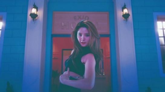 """EXID revela video teaser para """"L.I.E"""" protagonizado por Junghwa"""