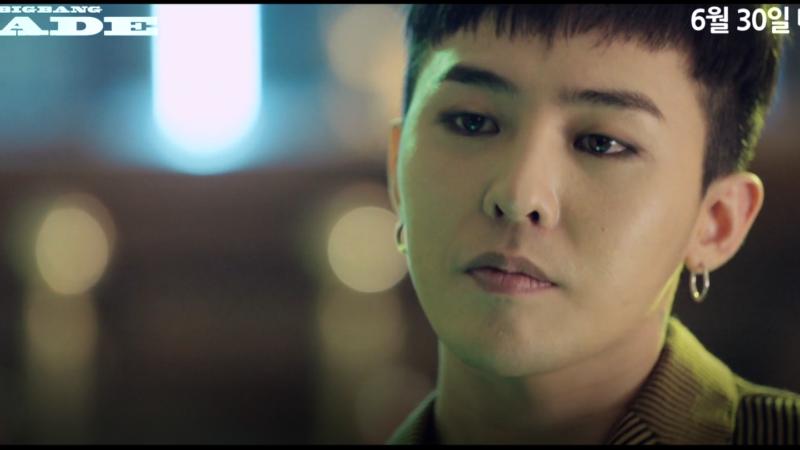 "G-Dragon dice en el teaser de ""BIGBANG Made"" que BIGBANG están asustados"