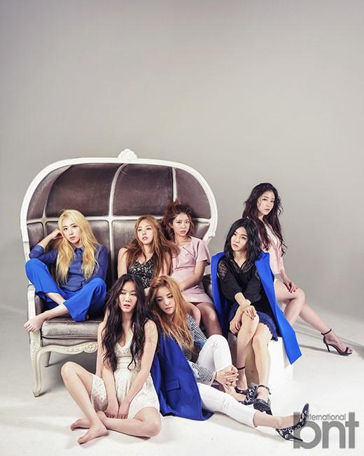 Brave Girls comparte primeros teasers para su regreso con la portada de su álbum y lista de canciones