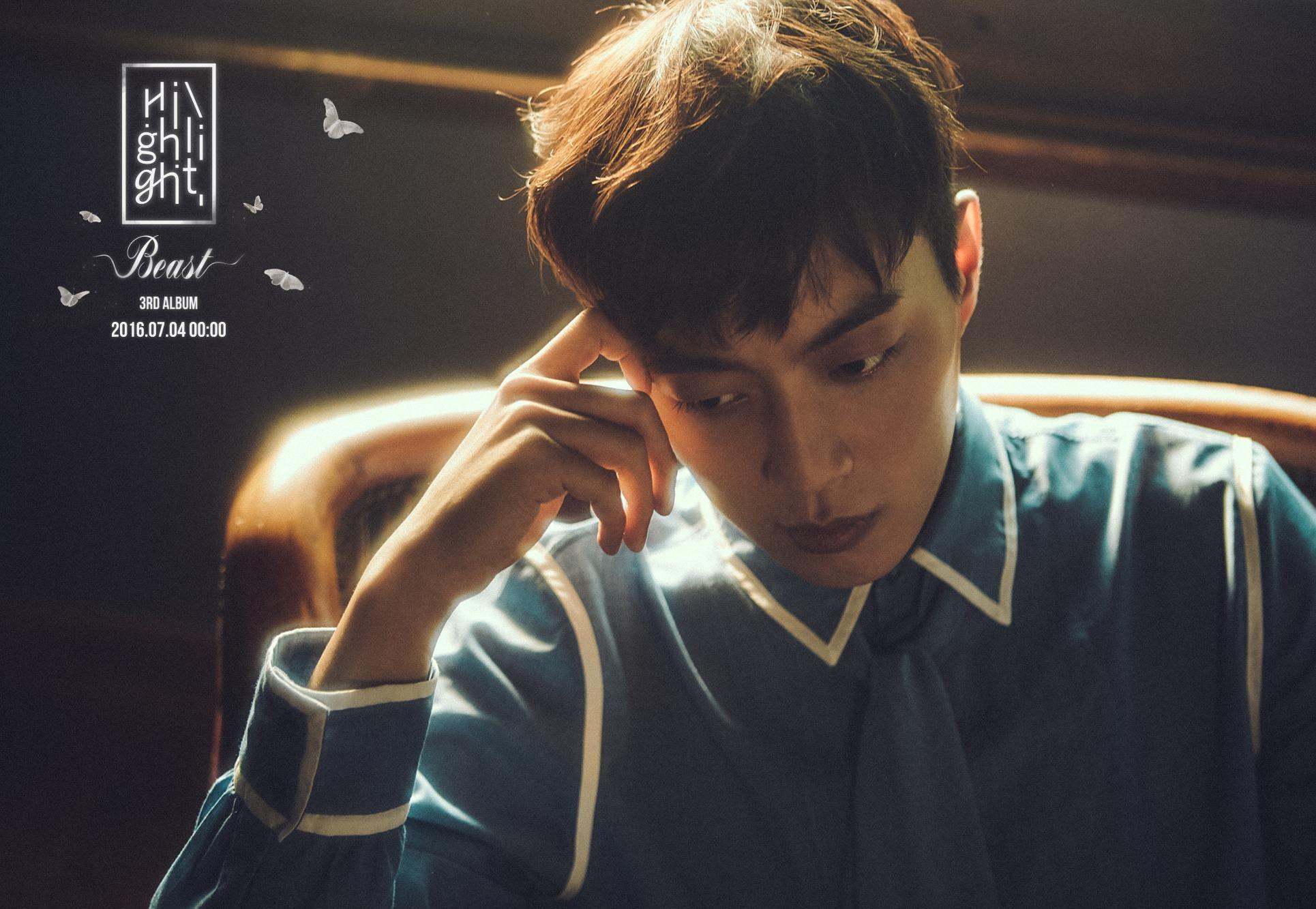"""BEAST revela imágenes teaser para su canción """"Ribbon"""""""