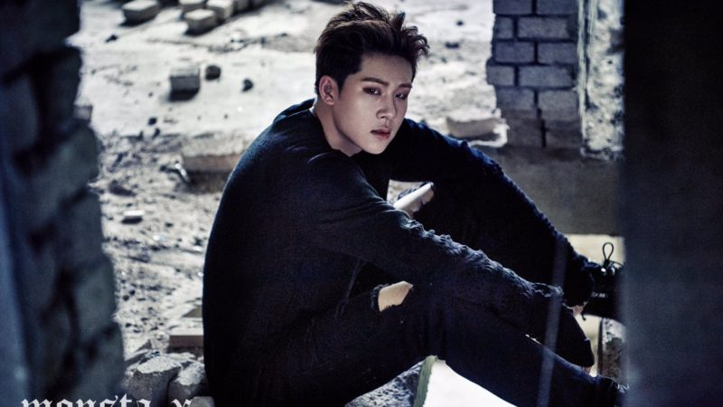 "MONSTA X >> Mini Album ""The Connect: Dejavu"" Jooheon-2-800x450"