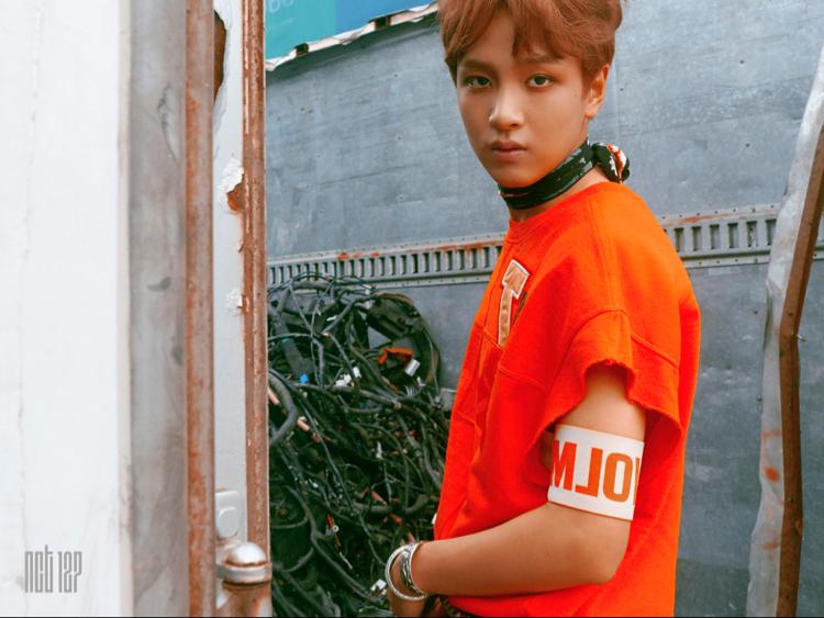 NCT 127 revela teasers para su primer integrante, Haechan