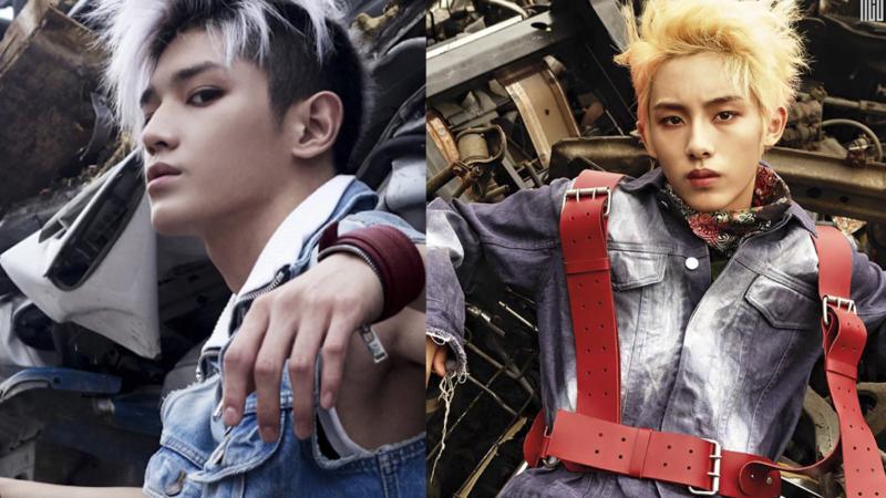 SM revela teasers para el tercer y cuarto integrante de NCT 127, Taeyong y WINWIN