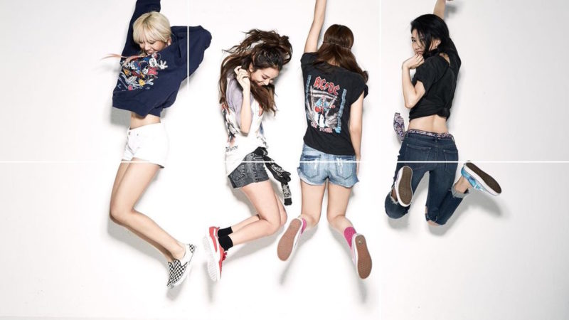 Black Pink, el nuevo grupo de YG Entertainment, abre su cuenta oficial de Instagram