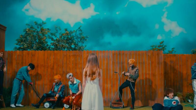 """NCT 127 se pone rebelde en teaser del MV de """"Fire Truck"""""""