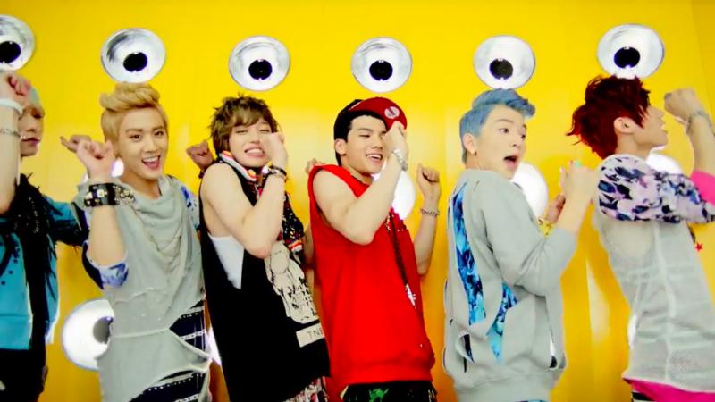 """Teen Top celebra su sexto aniversario con el lanzamiento del MV para """"Love Comes"""""""