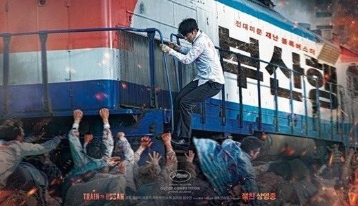 """""""Train to Busan"""" es la primera película coreana del 2016 en romper récord de audiencia"""