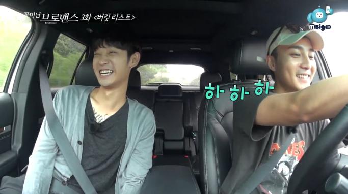 """Roy Kim dice que jamás presentará su hermana a Jung Joon Young en """"Celebrity Bromance"""""""