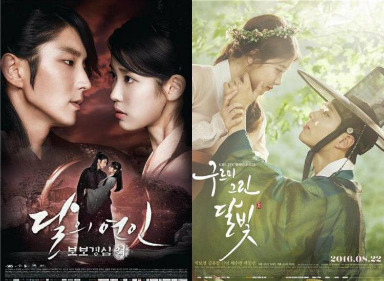 """""""Moonlight Drawn By Clouds"""" duplica sus ratings; """"Scarlet Heart: Goryeo"""" se ubica en el último lugar"""