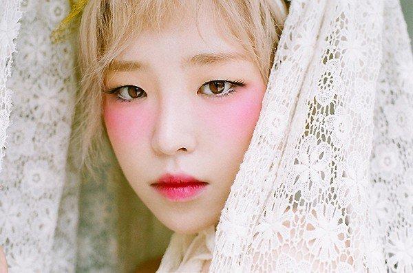 Ga In hará su regreso con su primer álbum de estudio