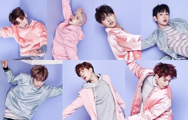 ¡GOT7 lanzará pronto su segundo álbum estudio!