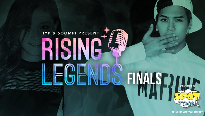 Rising Legends – Final: Mira y vota por la próxima estrella K-pop (+ ¡Gana álbumes autografiados de TWICE!)