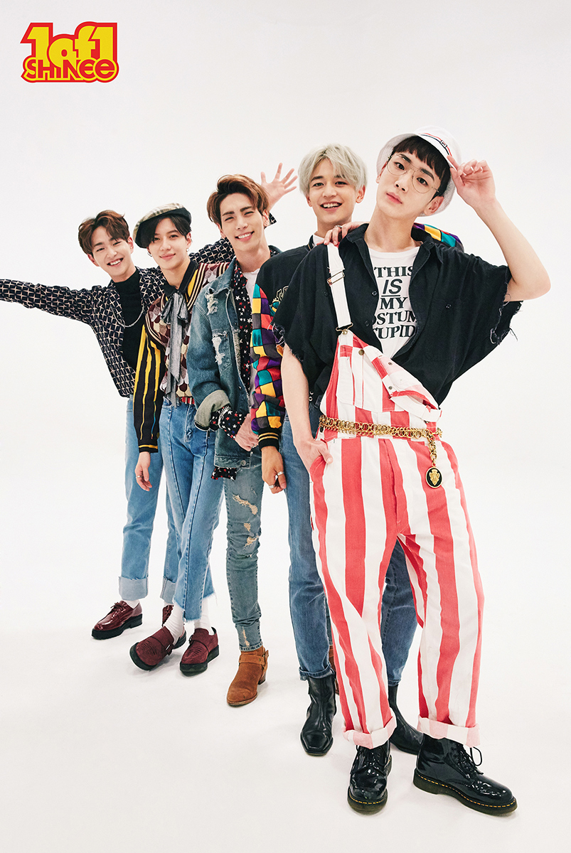 "SHINee >> Album ""The Story of Light"" SHINee1"