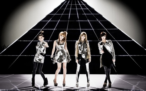 "2NE1 to Be Featured in ""Dance Central 3″ for Kinect"