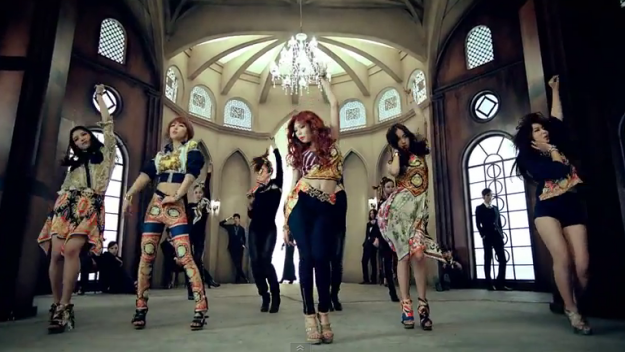 "4minute Releases Teaser #2 for ""Volume Up"""