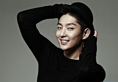 Lee Jun Ki Celebrates the Lunar New Year with a Childhood Photo