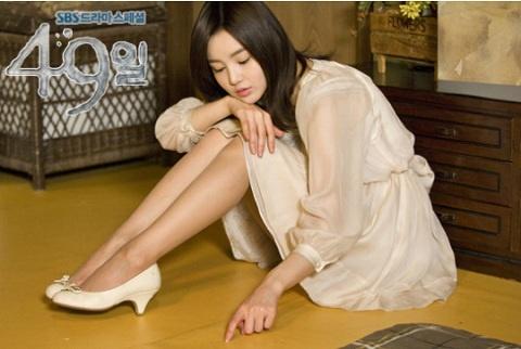 49-days-nam-gyuri-on-the-set-of-her-new-drama_image