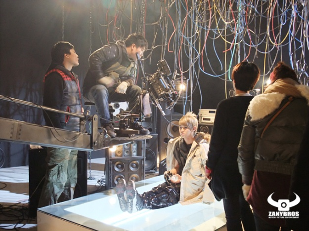 """Shock"" MV BTS (BEAST)"
