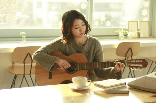 park-shin-hye-picked-as-first-model-of-mbc-music_image