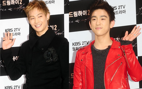 """Dream High 2's"" JB and Jr. to Debut as JYP Entertainment's Newest Boy Band J&J"