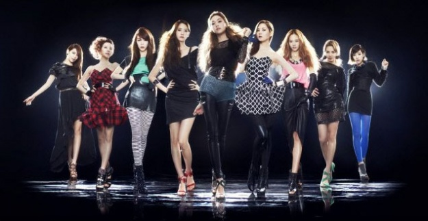 "SNSD Voted ""Singer of The Year"" by Every Age Group"