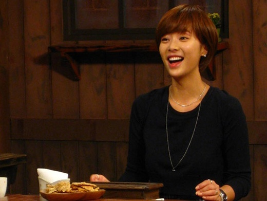 Hwang Jung Eum Confesses About Getting a Nose Job