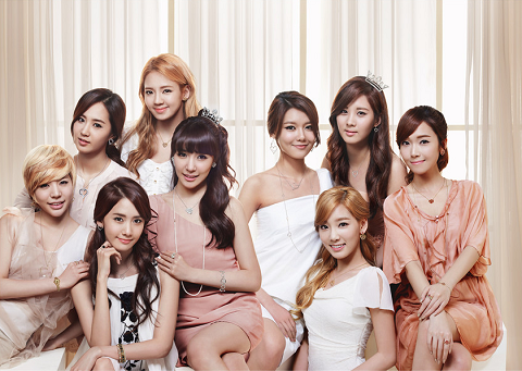 SNSD to Appear on Two American TV Talk Shows Next Week