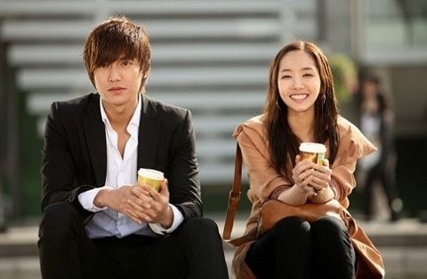 Chinese Media Reports that Lee Min Ho and Park Min Young's Relationship Was a Publicity Stunt