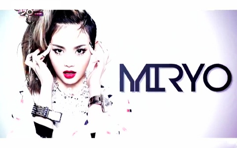 """Miryo Performs """"Dirty"""" on Music Core"""
