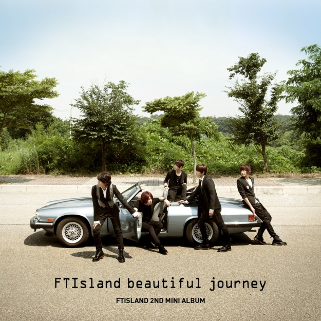 Album Review – FT Island – Mini Album 2 – Beautiful Journey