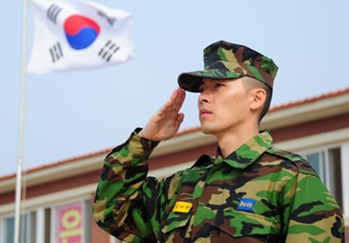 Hyun Bin to Emcee in Marine Corps Band Concert