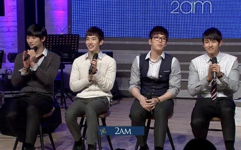 2AM's New Mini Album Showcase