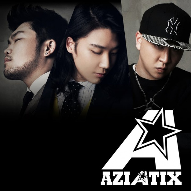 Aziatix Gets Toon-ified 'Family Guy' Style
