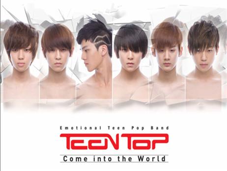 """Teen Top Releases """"Clap"""" MV"""