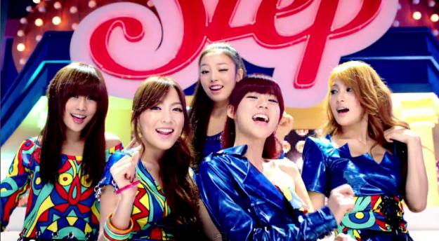"""Plagiarism in KARA's New Song """"Step""""?"""