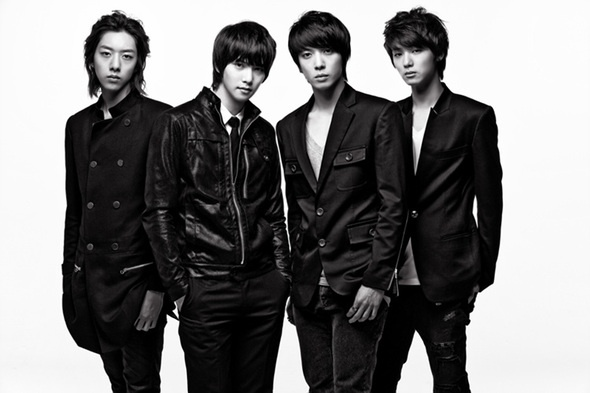 CNBLUE Releases Teaser Photos