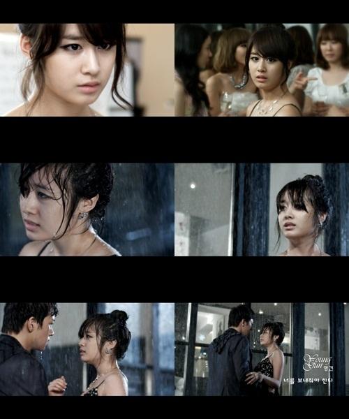 T-ara Member Appears in MV
