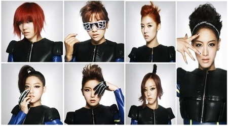 """Rainbow Reveals Teaser Pictures for """"Mach"""""""