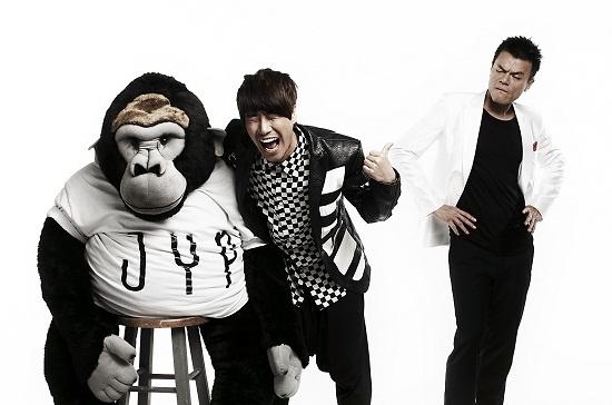 JYP Newcomer Rapper San-E Revealed