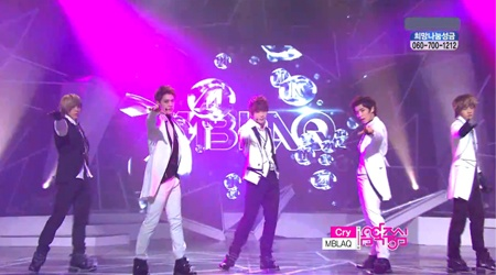 MBC Music Core 01.15.11