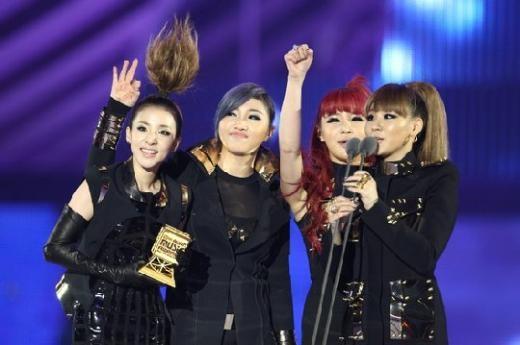 CL Discusses 2NE1's Goals for 2012